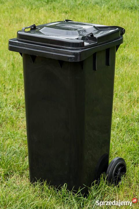 Pojemnik Kosz na śmieci odpady 120L NOWY RÓŻNE Wrocław