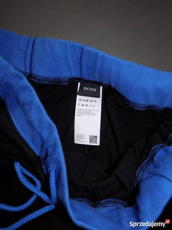 4e0f026b867ce Spodnie dresowe Hugo Boss Long Pant Cuffs Blue M Ząbkowice Śląskie ...