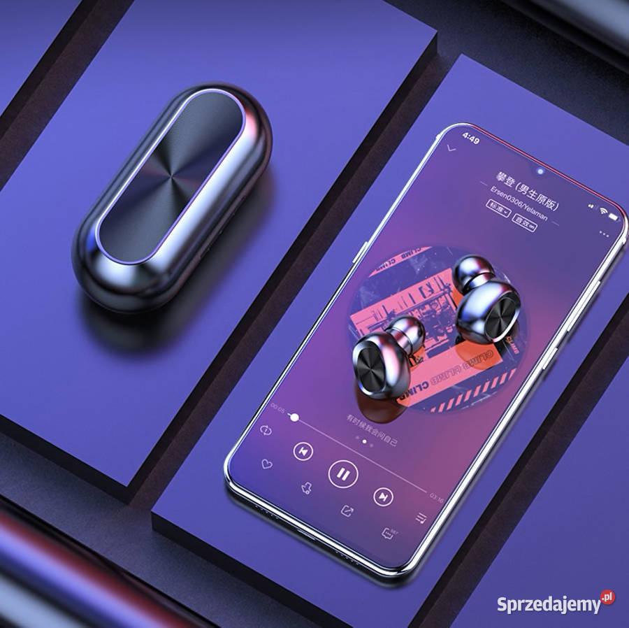 Mini B5 TWS nowe dotykowe słuchawki bezprzewodowe BT 5.0