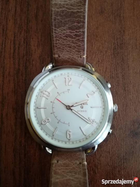 Zegarek Smartwatch Fossil Q Hybrid FTW 1200 damski Księżyno