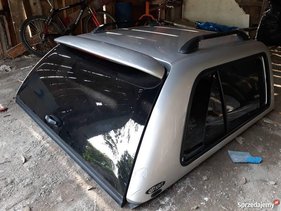 Zabudowa Paki Do Nissan Navara D40 Zamiana Glichow Sprzedajemy Pl