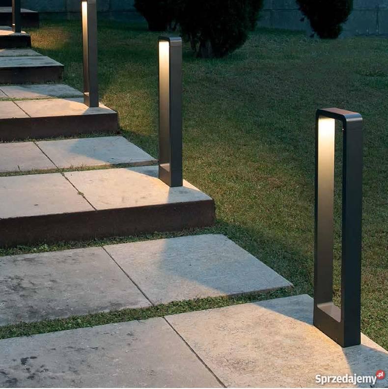 Vernon Słupek Led 7w Lampa Ogrodowa Oświetlenie ścieże
