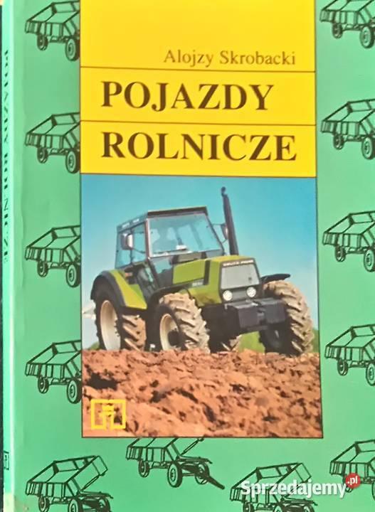 pojazdy rolnicze podręcznik