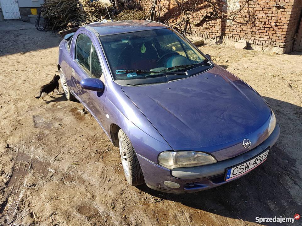 Opel Tigra zadbany 1400cm3 Gołuszyce sprzedam