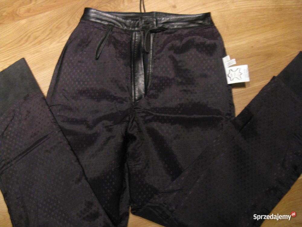Spodnie skóry Koszalin