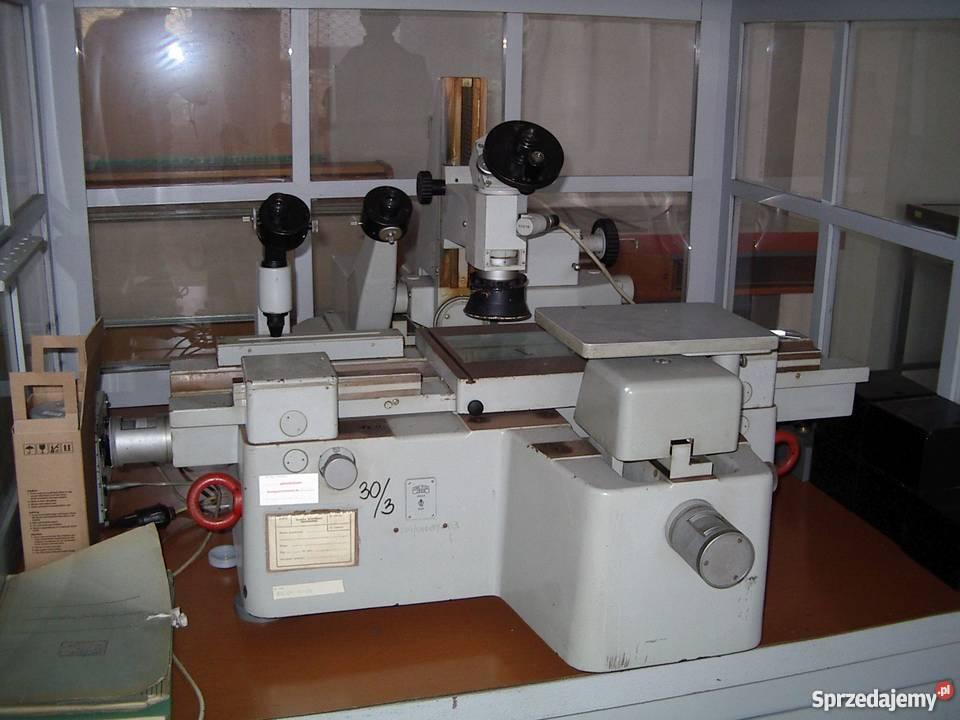 Mikroskop pomiarowy uniwersalny carl zeiss jena koszalin