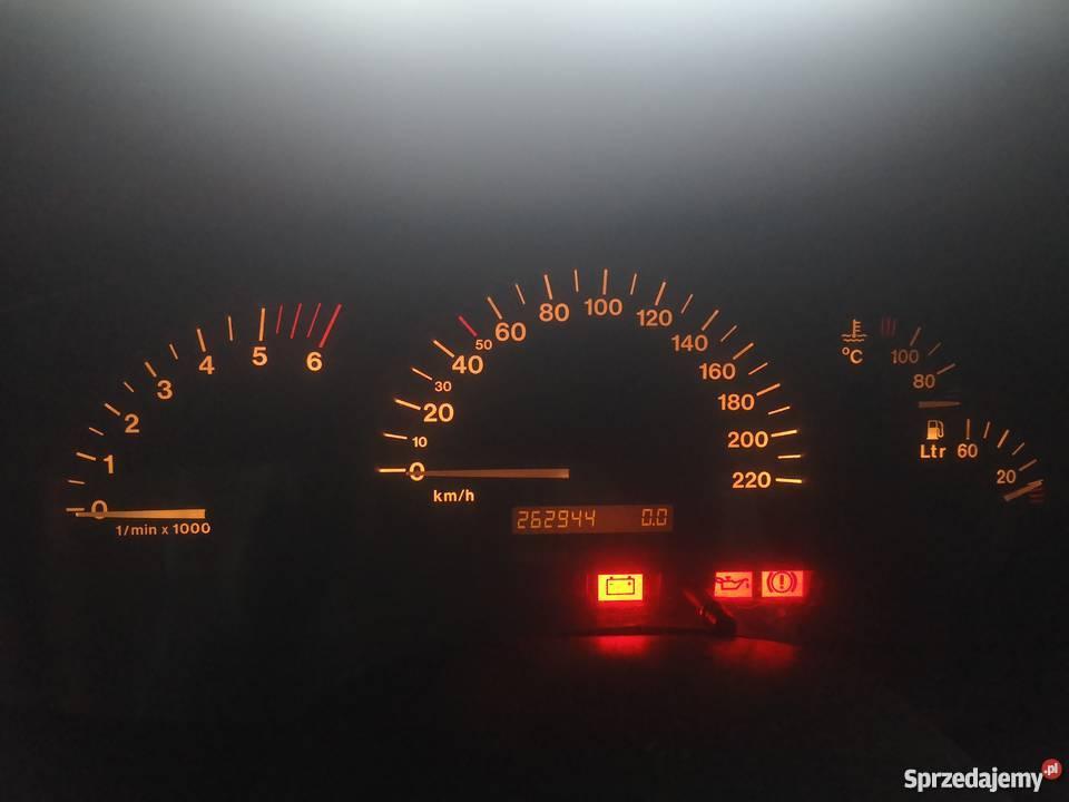 Opel vectra kontrolki Termo