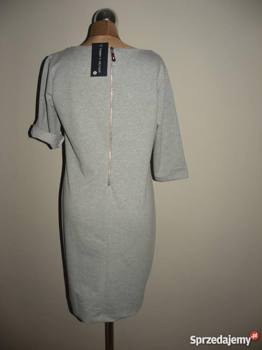 6c05547652 Sukienka szara dress dresowa S M Grudziądz - Sprzedajemy.pl