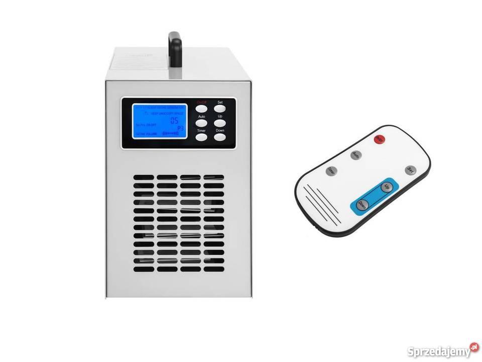 Urządzenie do oczyszczania powietrza ozonator Częstochowa