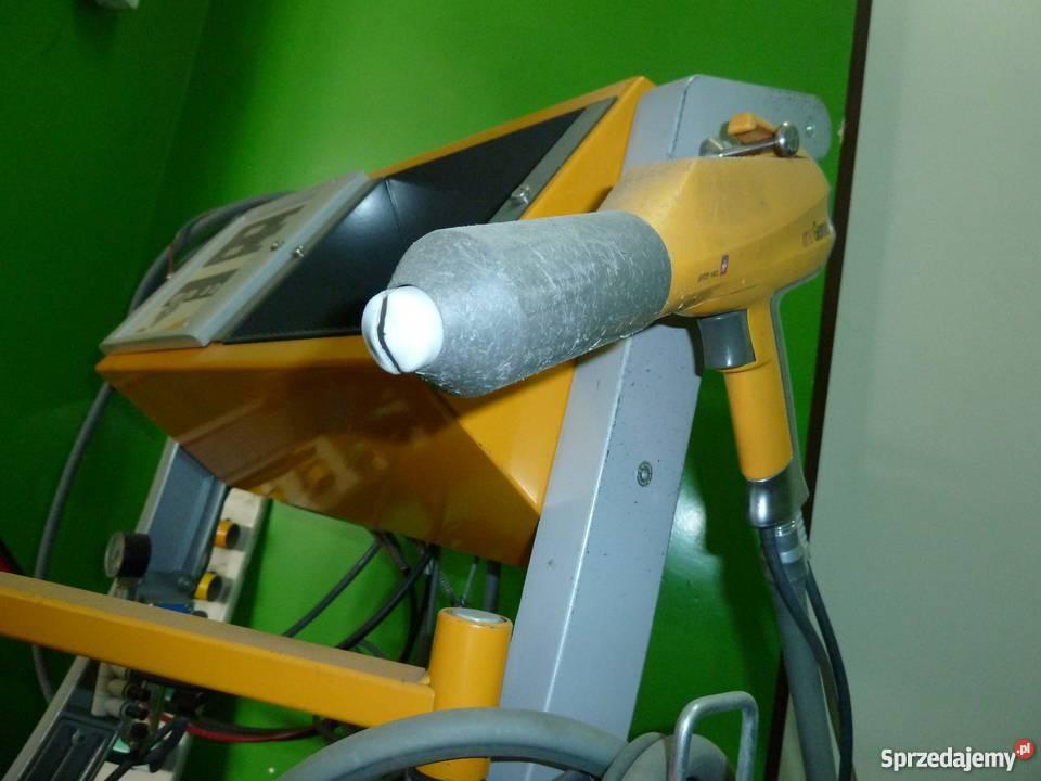 Aktualne Aplikacja do malowania proszkowego GEMA OptiFlex 1-B - Sprzedajemy.pl UP42