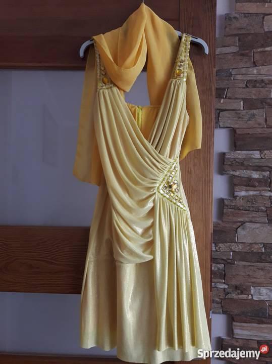 d0882dc630 sukienki szyfonowe na wesele - Sprzedajemy.pl