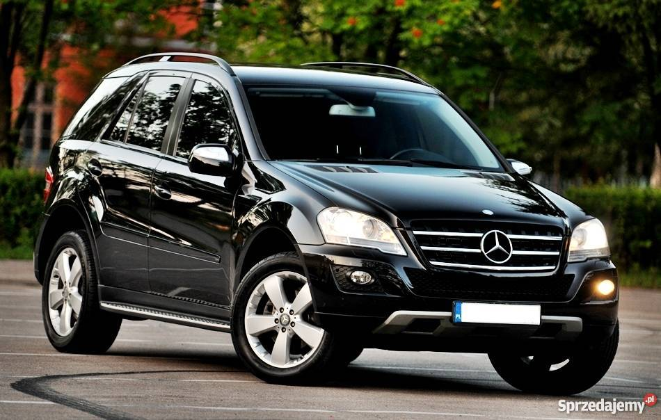 sprzedam mercedes ml 350 cdi 4matic wroc aw. Black Bedroom Furniture Sets. Home Design Ideas