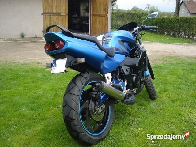 HONDA NSR 12550 2001R ŚCIGACZ MOTOROWER manualna sprzedam
