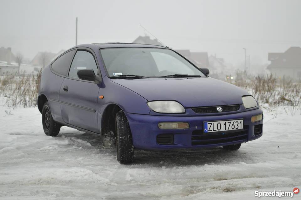 Mazda 323 C Łobez