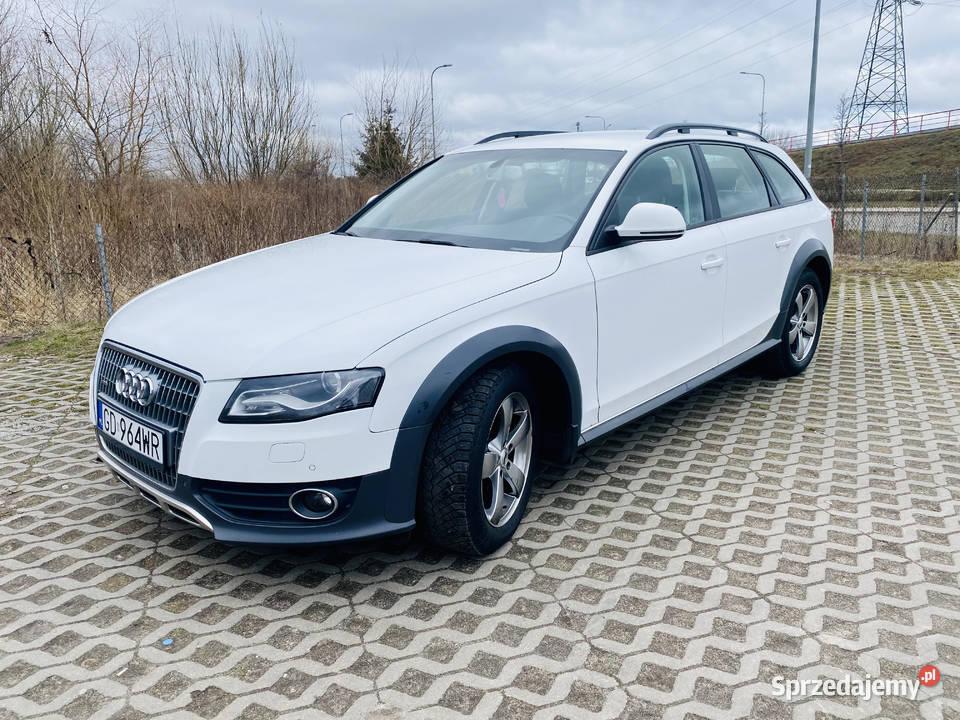Audi A4 Allroad 4x4