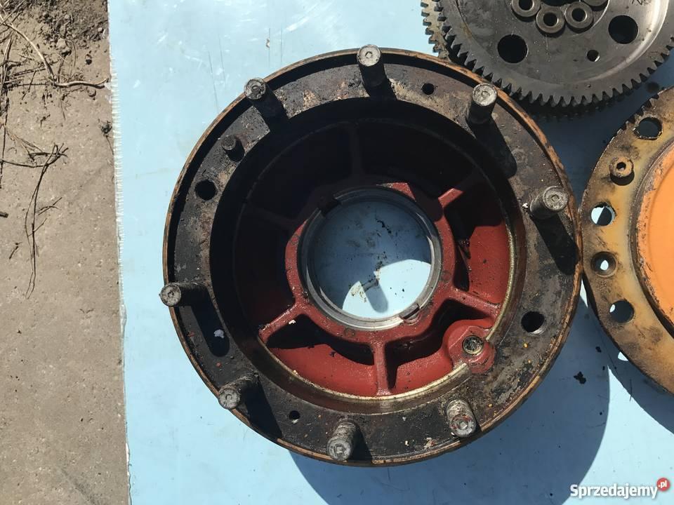 Rewelacyjny Piasta zwolnicy tylnej Case 580 SLE, części, siłowniki Kosakowo YZ44