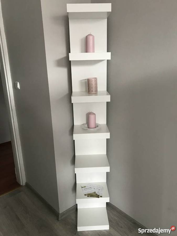 Półka ścienna Lack Ikea