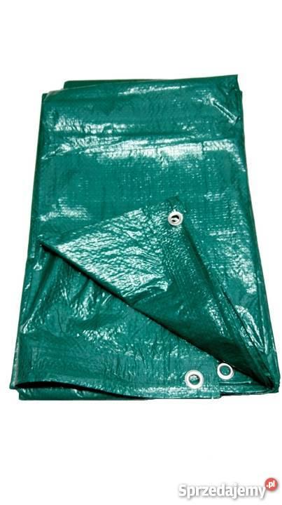 PLANDEKA 3x4m Zielona Wzmacniana, plandeki 3mx4m, 3x4