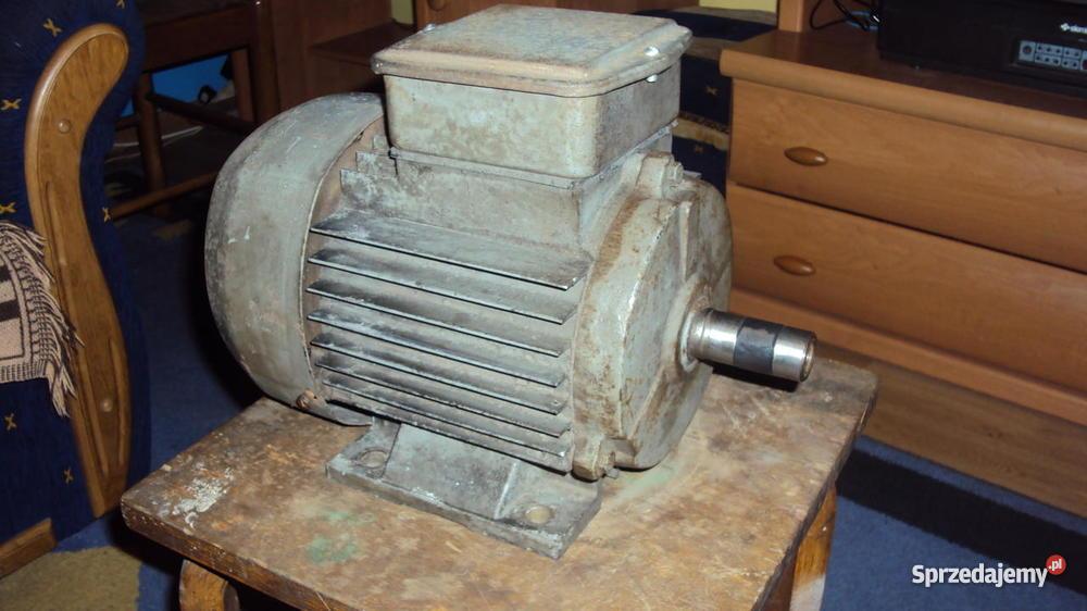 silnik 3fazowy 11kW 1415obrmin aluminiowy Międzyrzec Podlaski sprzedam