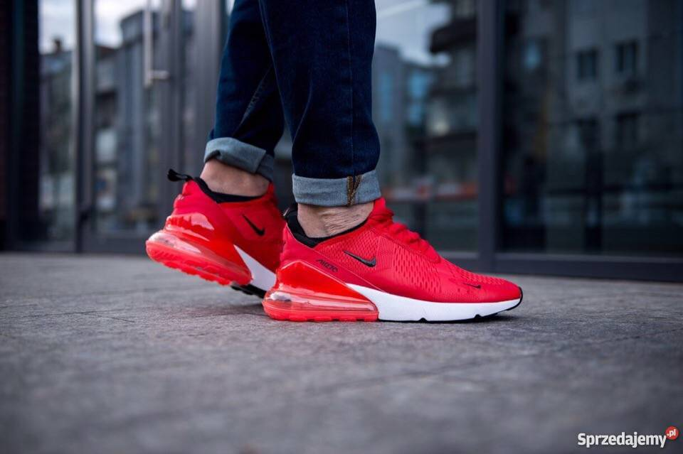 Air Max 270 Habanero Red r41 43