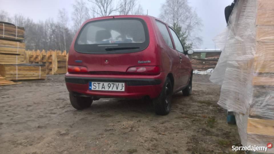 fiat sc 11 mpi 20022003 wiśniowy Stara Huta sprzedam