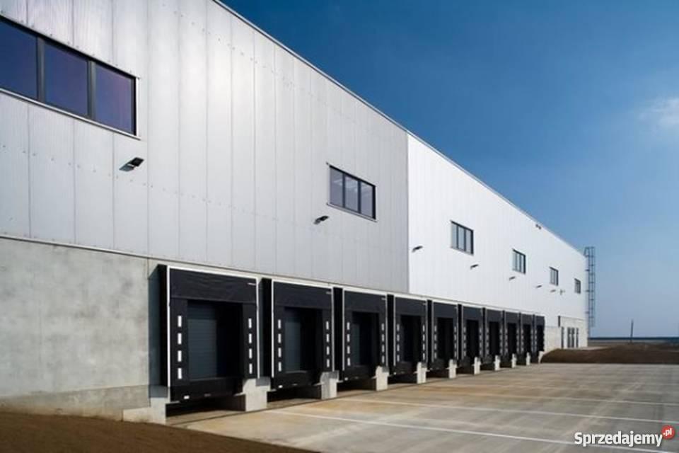 Nowoczesna Powierzchnia Logistyczna TORUN - 4000 m2