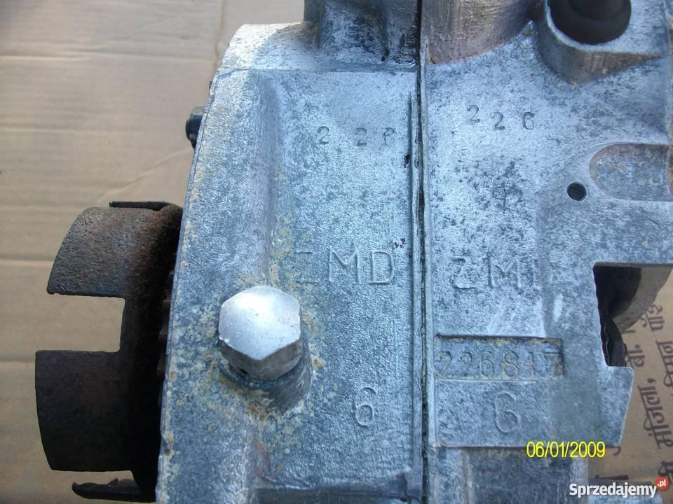 wfm wsk 125 silnik Jordanów