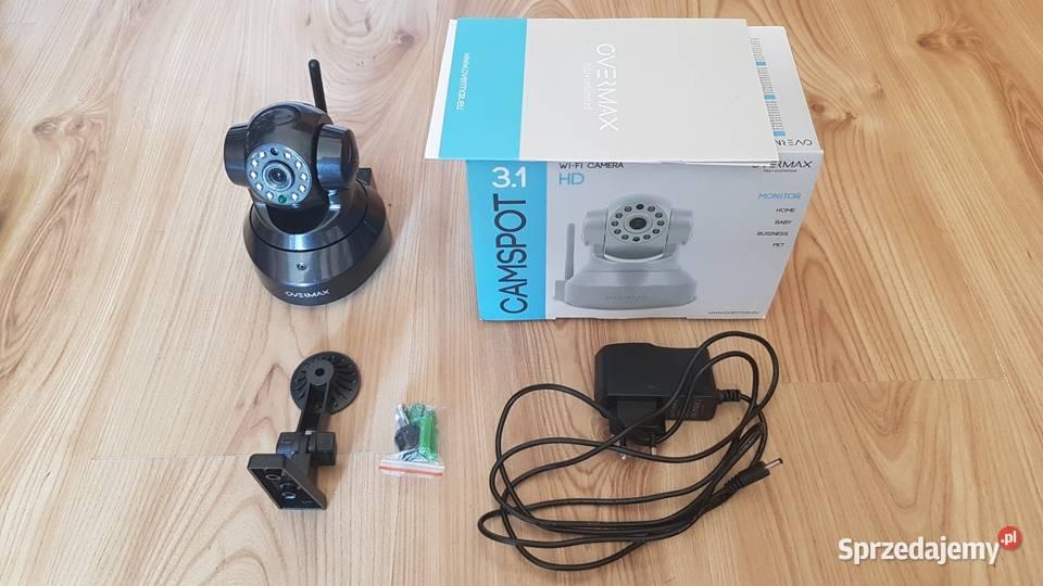 Kamera IP Overmax Camspot 3.1 WiFi HD Warszawa