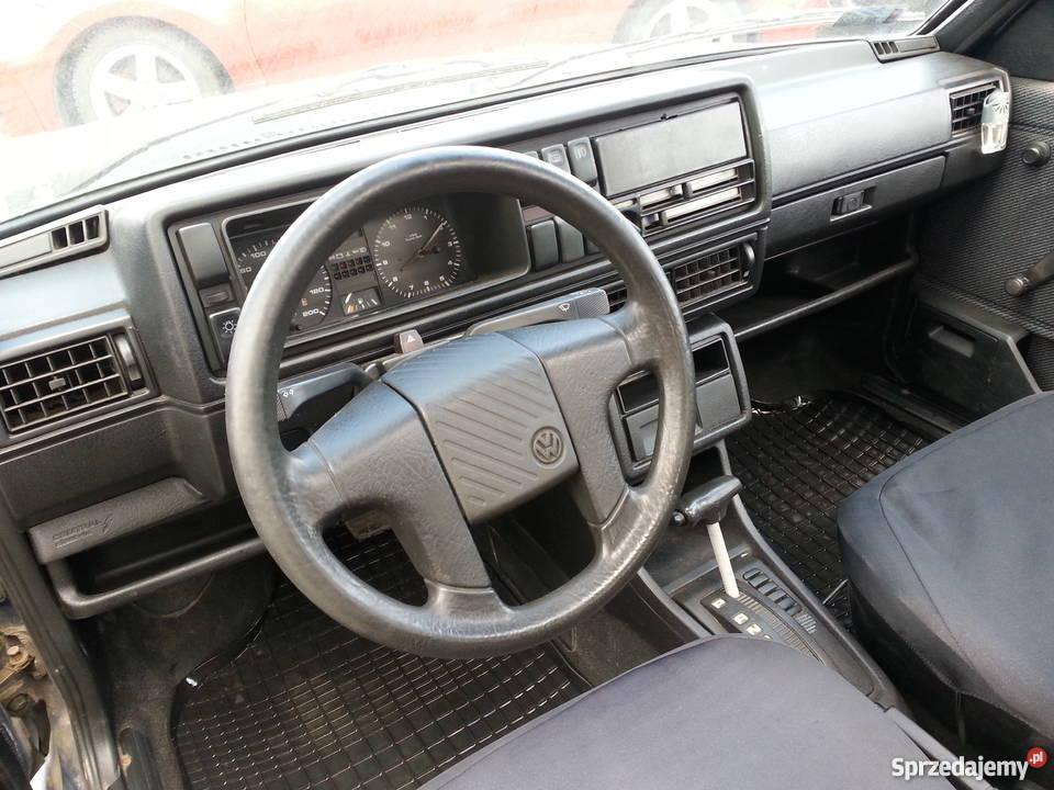 VW GOLF 2 AUTOMAT