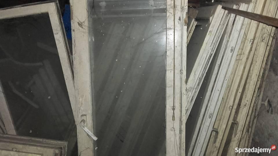 Groovy stare okna drewniane - Sprzedajemy.pl DR68