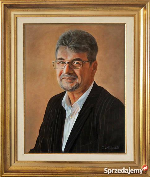 Portrety olejne Łódź