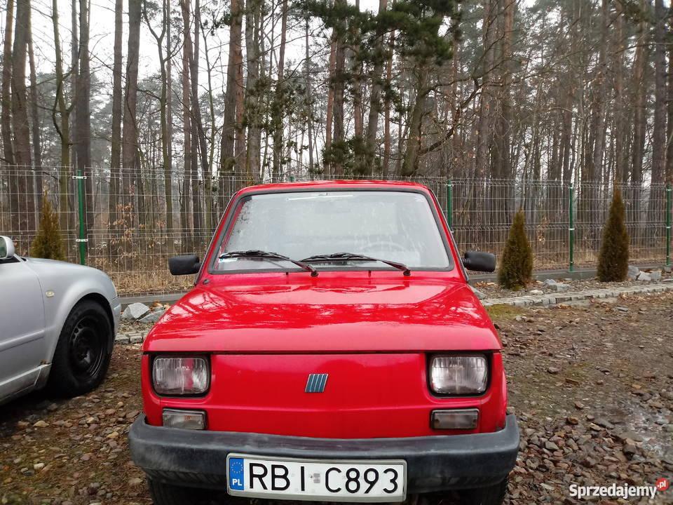 Sprzedam Maluszka z 1997 roku 126 Brzesko