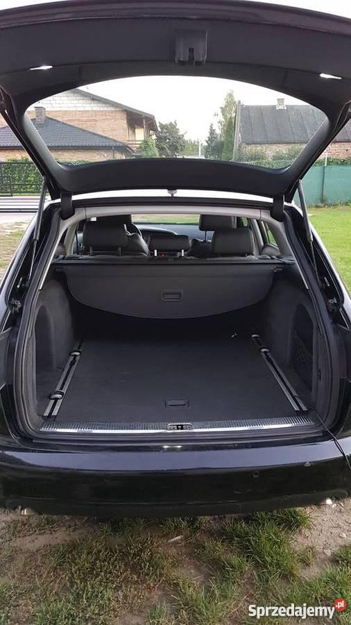 Audi A6 C6 idealny stan 100 bezwypadkowy Kombi Warszawa