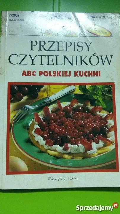 ABC Polskiej kuchniPrzepisy czytelników