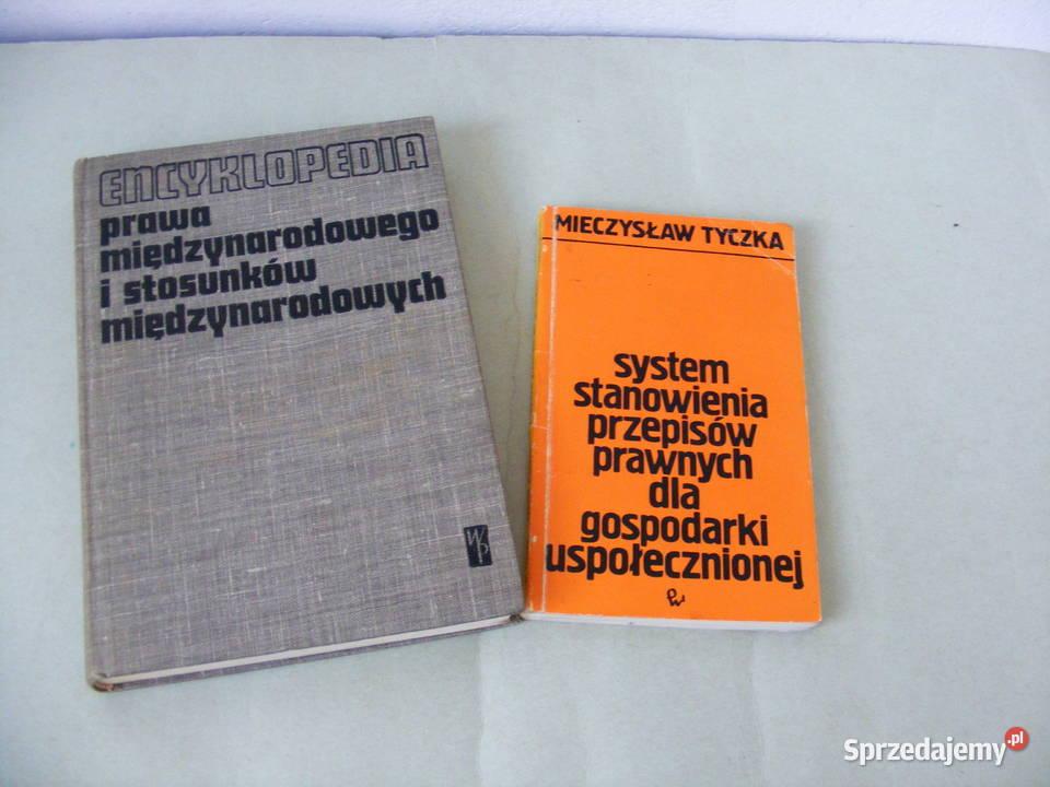 System stanowienia przepisów Encyklopedia prawa międzynarodo