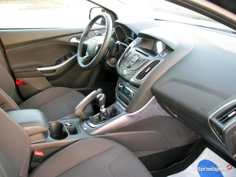 Na Ford Focus Mk3 manualna skrzynia biegów Włocławek