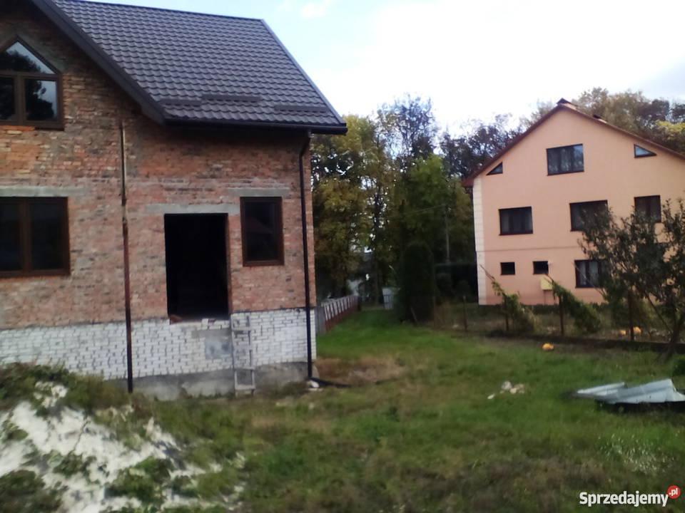 Nowość Sprzedam dom na Ukrainie blisko Polskej granicy Warszawa NJ62