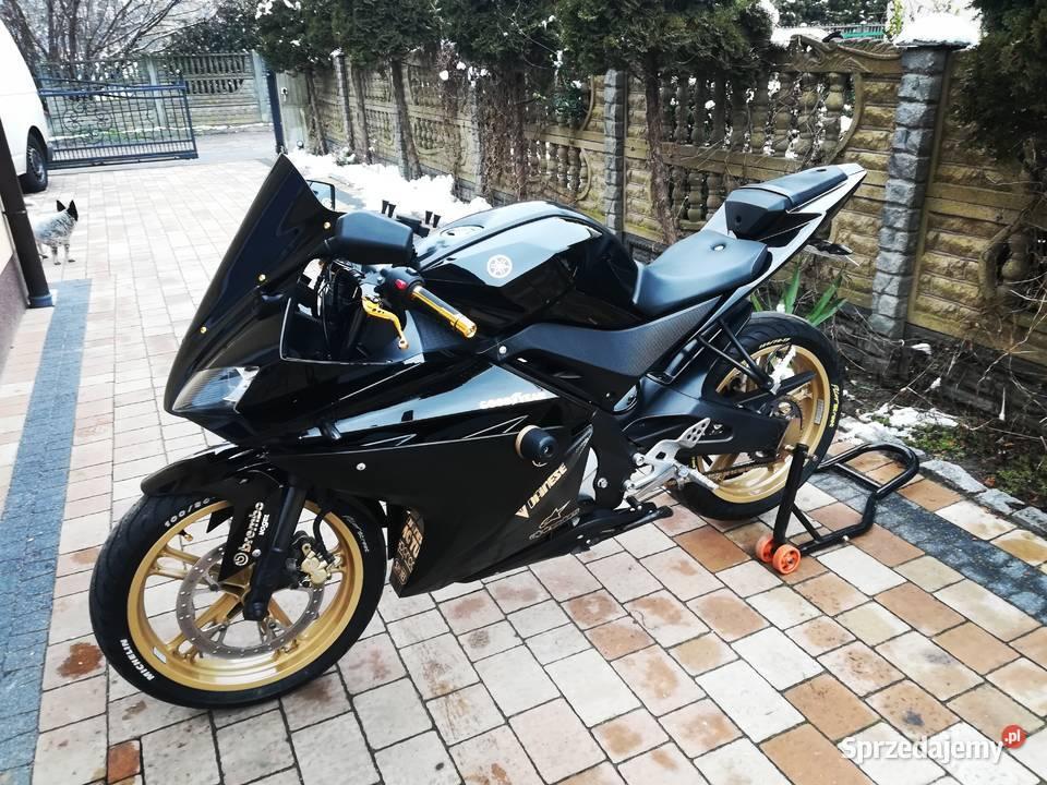 Yamaha yzf r125 #Pewny sprzęt od motocyklisty