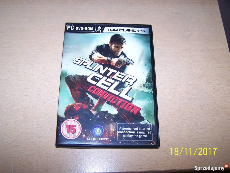 Splinter Cell Conviction gra PC akcja