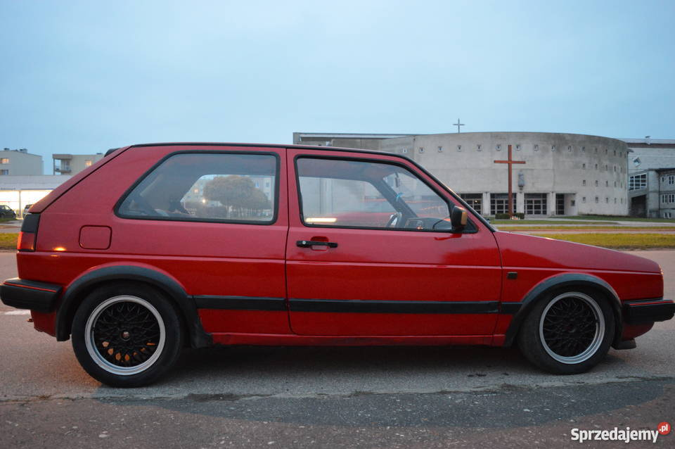 GOLF MK2 13 5biegowy Golf Malbork