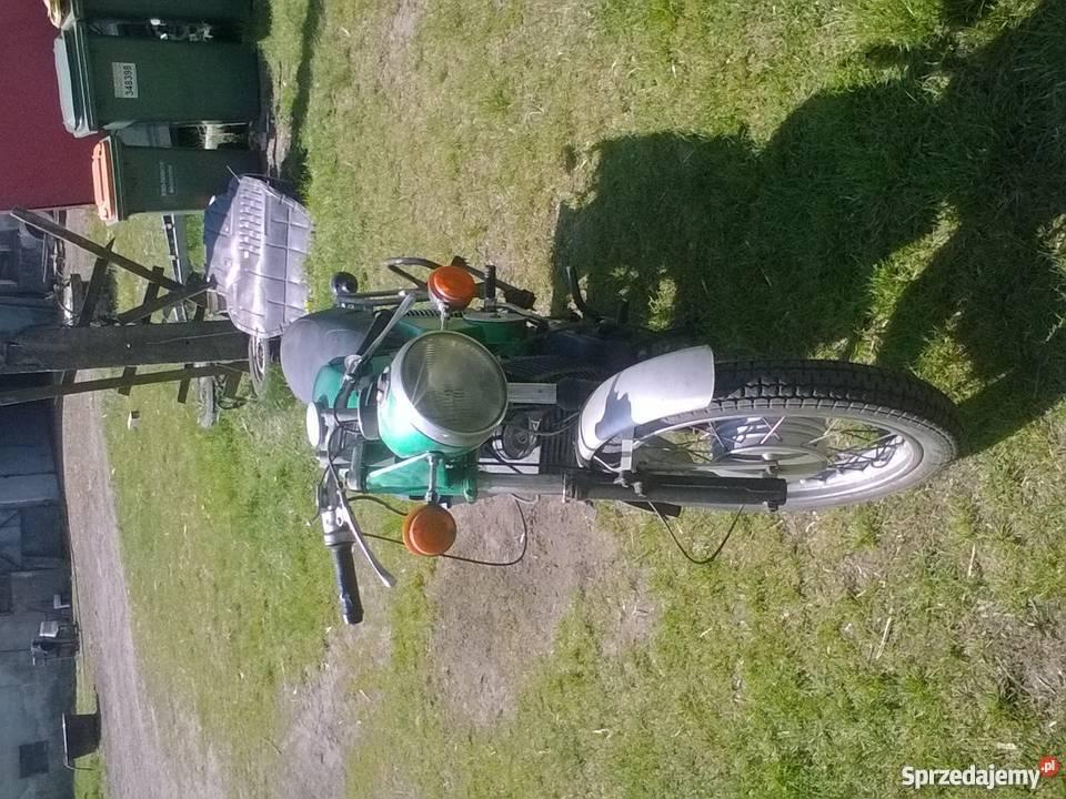 MZ TS 250/1, 5 biegów. Części Gubin - Sprzedajemy.pl