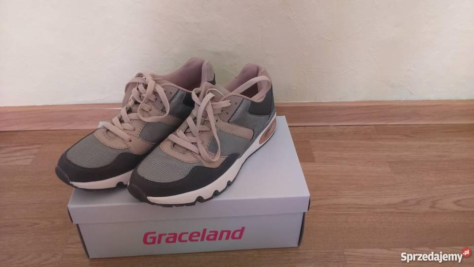 Sprzedam buty z firmy Graceland cena 80 zl