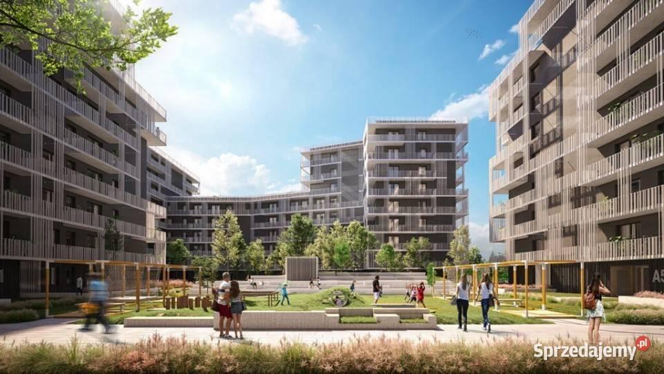 Mieszkanie 83.32m2 4 pok Warszawa