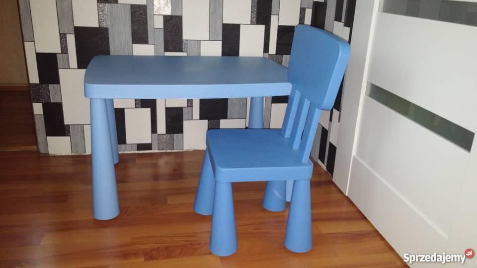 Stolik I Krzesełko Ikea