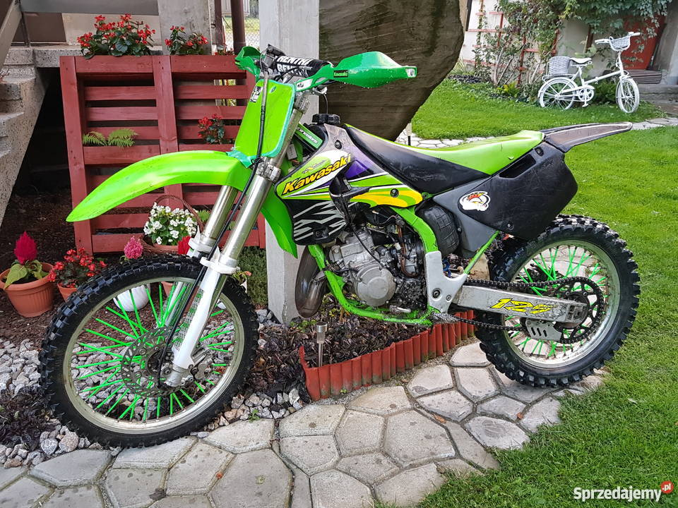 Kawasaki Kx 125 Cross 2t Nie Sx Yz Rm Cr Zywiec Sprzedajemy Pl