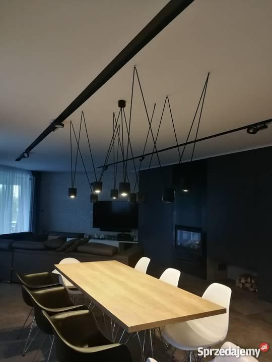 nowoczesne lampy jadalnia