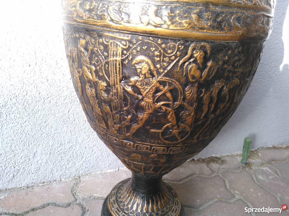 wazon grecki duży wys 84 Ceramika i szkło Koszalin sprzedam