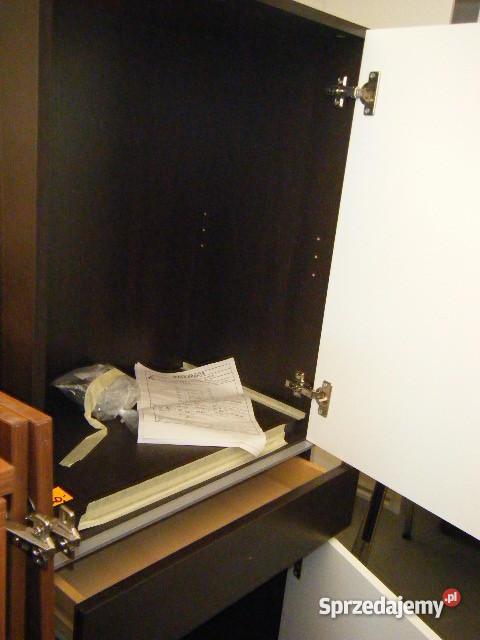 komoda z szufladą wysoka 2 komorowa mazowieckie
