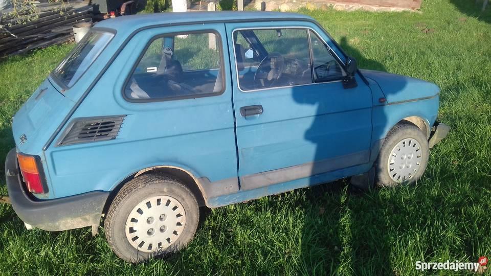 Fiat 126p Poluńce