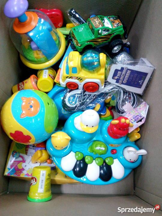 Zaktualizowano hurtownia używanych zabawek - Sprzedajemy.pl UK36